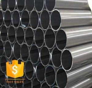 Exhaust Mandrel-Bent Aluminized Tubing