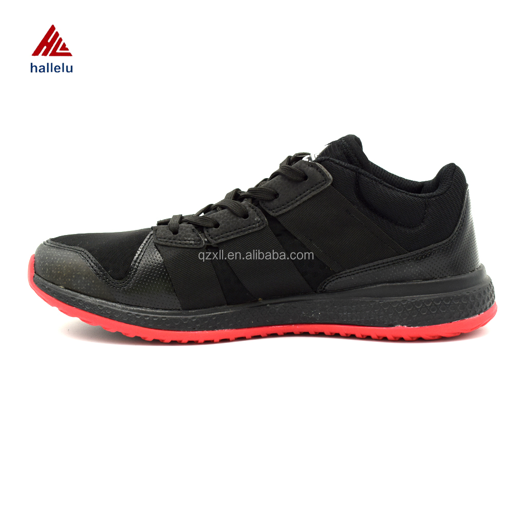 New Brand Men Casual Shoes Upper Comfortable Breathable Mesh Footwear Upper Lace Up Flat Sport Trainers Zapatillas Hombre Upper