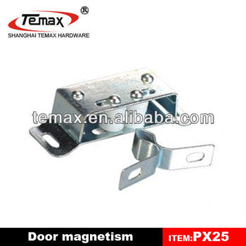 Single Push Latch/cabinet Door Magnets, Construction Snap Touch Locks