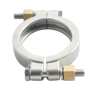X&B Stainless Steel Sanitary High Pressure Tri Clamp