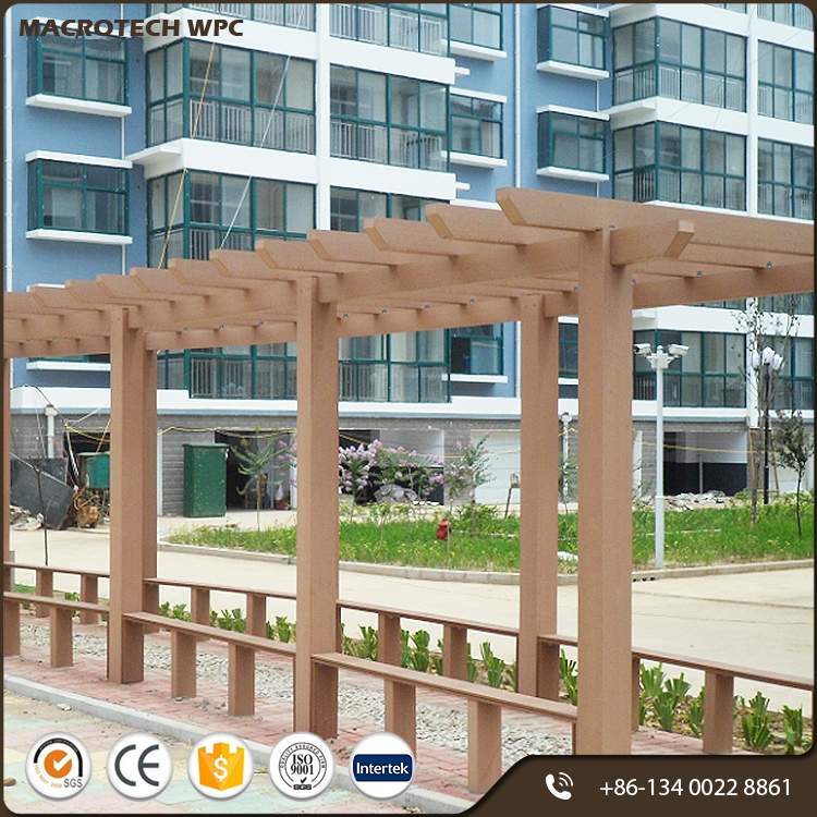 High-end luxury waterproof environmentally friendly pergola covers