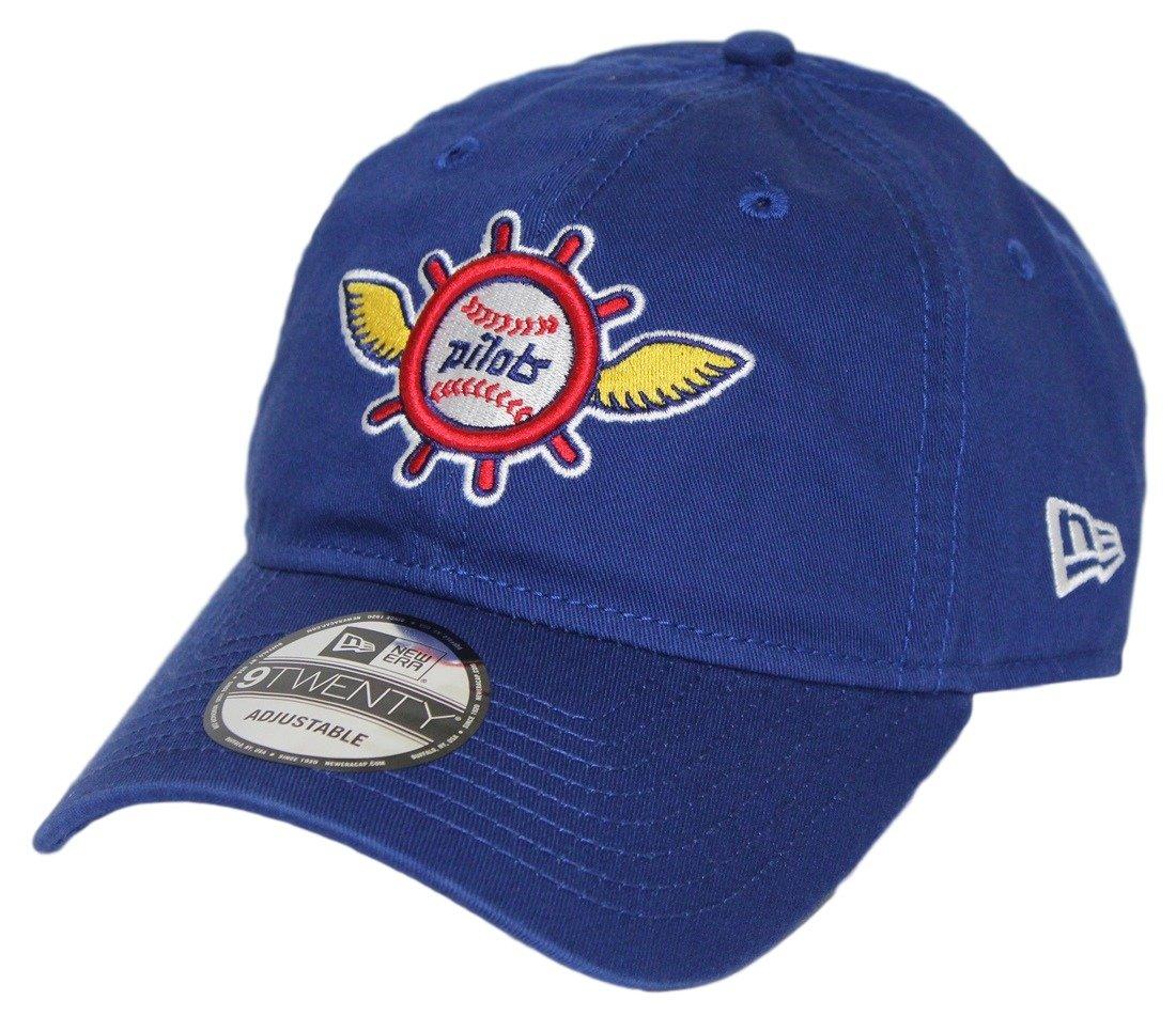 Seattle Pilots New Era MLB 9Twenty Cooperstown Adjustable Blue Hat