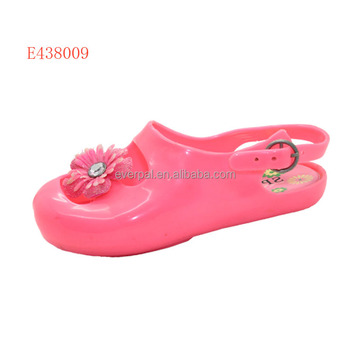 caf644e42 Pvc Comfortable Flip Flop Jelly Sandals For Baby - Buy Jelly Sandals ...