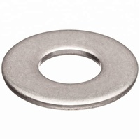 High tensile china factory custom made large metail flat washers