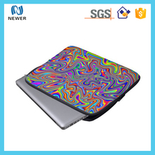 Promotional neoprene protective tablet laptop sleeve for student
