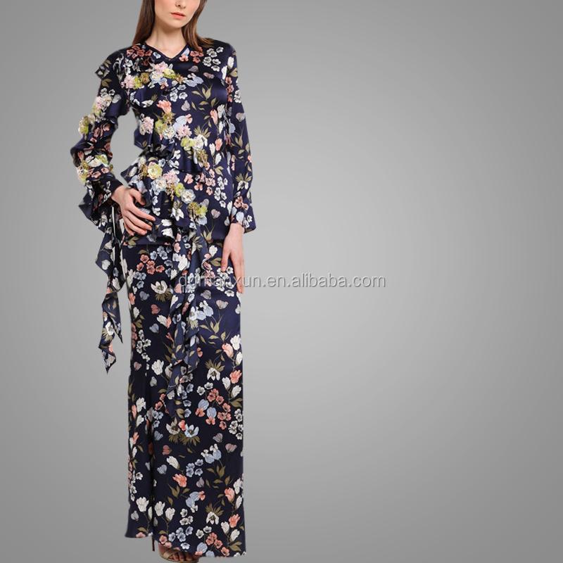 Fashion Design Baju Kebaya Modern Elegant Most Beautiful
