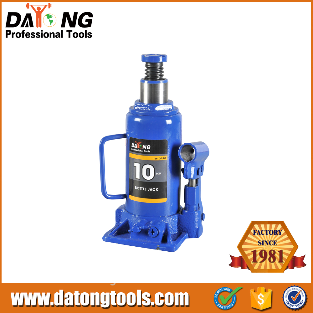 Hot Selling China Manufacturer Electric 10Ton Hydraulic Bottle Jack