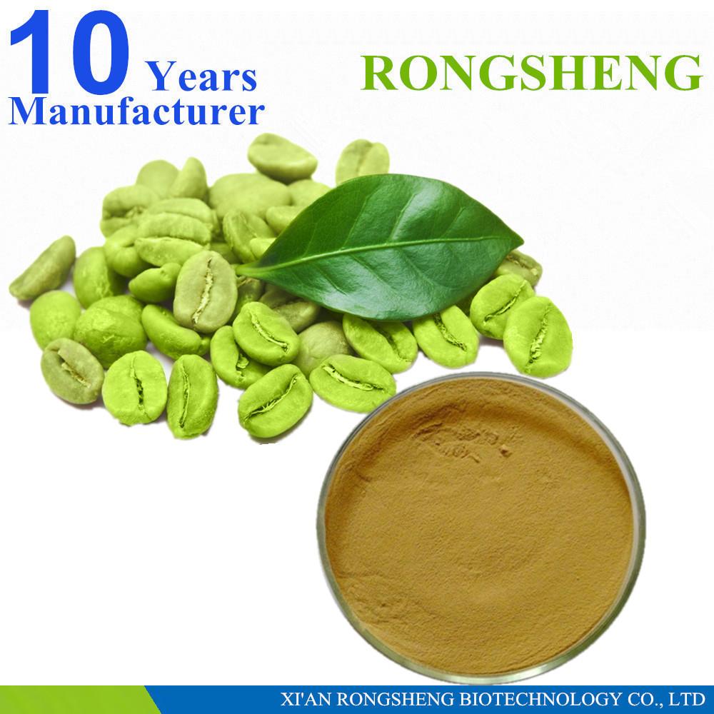 Kosher Pure Green Coffee Bean Extract.free Sample Green Coffee ...