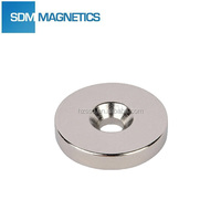 Best Selling pot magnets neodymium with Strong Magnetic