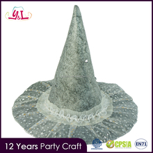 2017 Wholesale Halloween Decoration For Party Kids Witch Hat