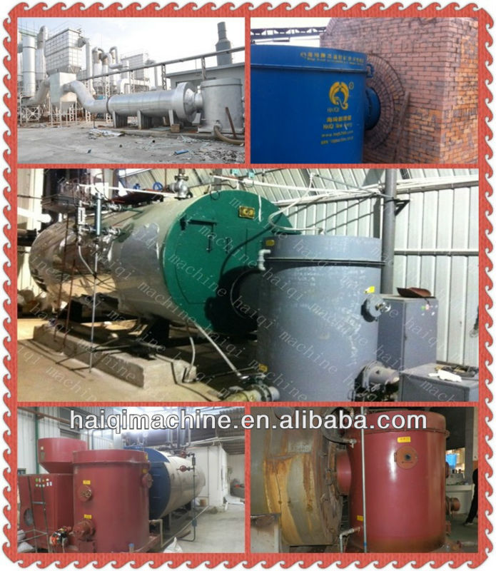 high quality and hot sale biomass sawdust burner replace coal burner