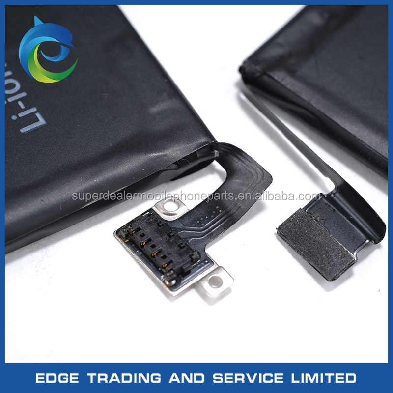 0 cycle original battery for iphone battery 5G 5s 6 6G Mobile phone refurbished