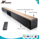 Elegant appearance aluminium alloy case soundbar 5.1 bluetooth sound bar