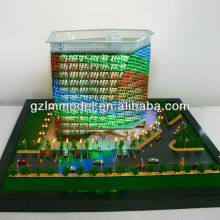 Lighting system City planning and construction buidling layout scale model making/miniature architecture building model
