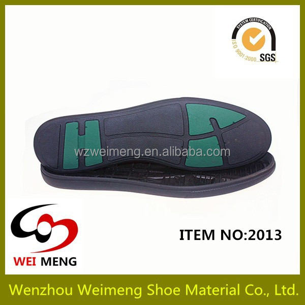 Athletic shoe sole guminis padas , made of rubber material, nice and good quality