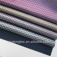 man or lady suit 100% polyester jacquard best lining fabric