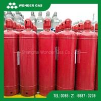 Different Capacity 40L Welding Kit Oxygen Acetylene Cylinder
