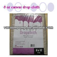 9x12 cotton painter drop cloth sheet