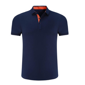 100% nylon polo shirt Personal Customized Sports Cotton design color combination polo t shirt