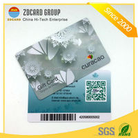 professional manufacturer 30mil thickness plastic card with high quality