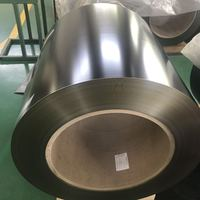 Rubber Coated Thick Stainless Black Annealed Cold Rolled Coil 301 Stainless Steel Sheet Plate