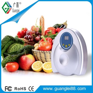 OEM Household Water Ozonator for Vegetables and Fruits cleaner