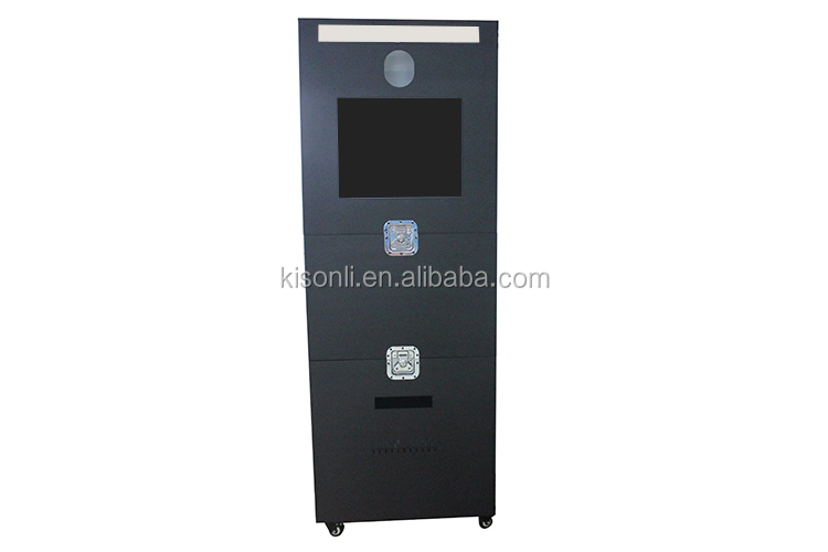 New Design Diy Sitcker Vending Machine Photo Booth Cabinet Chinese ...