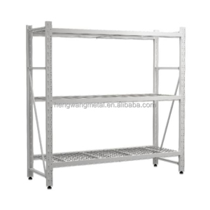 knock down steel shelf, grocery shelf metal rack,heavy-duty storage shelf