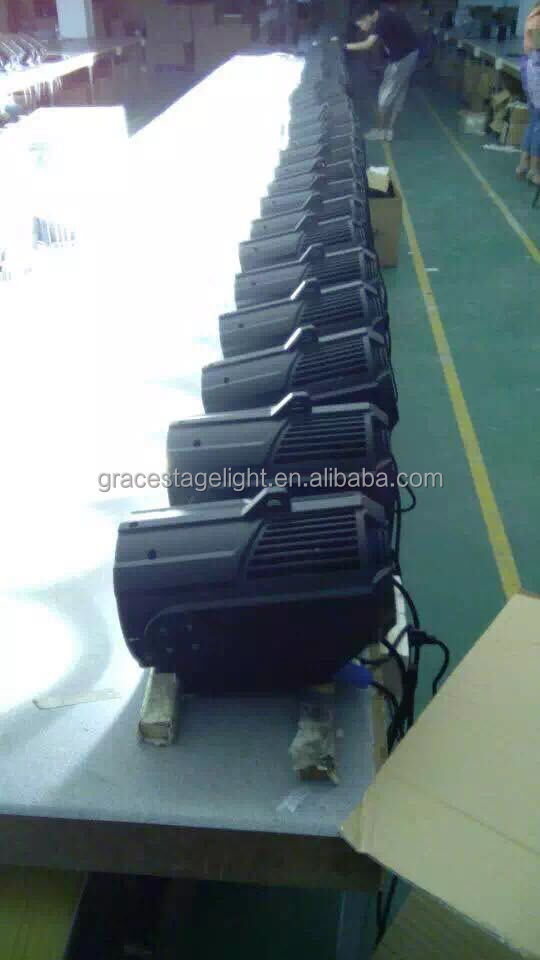 200W warm white COB 3200K ellipsoidal