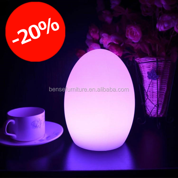 cordless table lighting Rechargeable table lamp LED ball