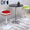 Cheap Uesd Bar Stool Fabric Bar Stool Chair , Swivel Adjustable Mesh Bar Stool Chair