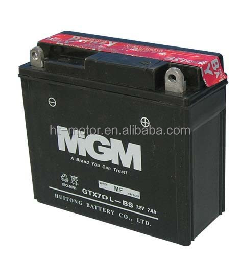 buy a battery sv650 battery motorcycle batteries cheap MGM brand