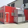 ZM-A High Quality Car Spray Booth Car Baking Oven for sale