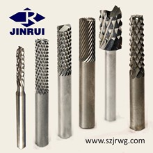 Various Solid Carbide PCB Drill Bits & PCB Router Bits for Plastic, Composite, Metal Materials HRC <=45
