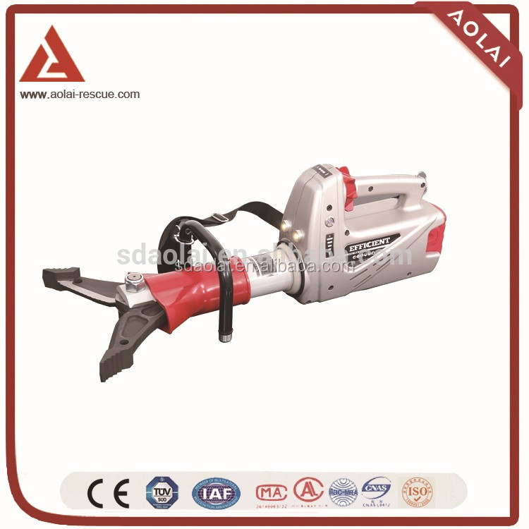 electric power combi tool disaster rescue hydraulic battery spreader and cutter tools type