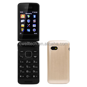 2.4 inch Feature Mobile Phone Flip i5