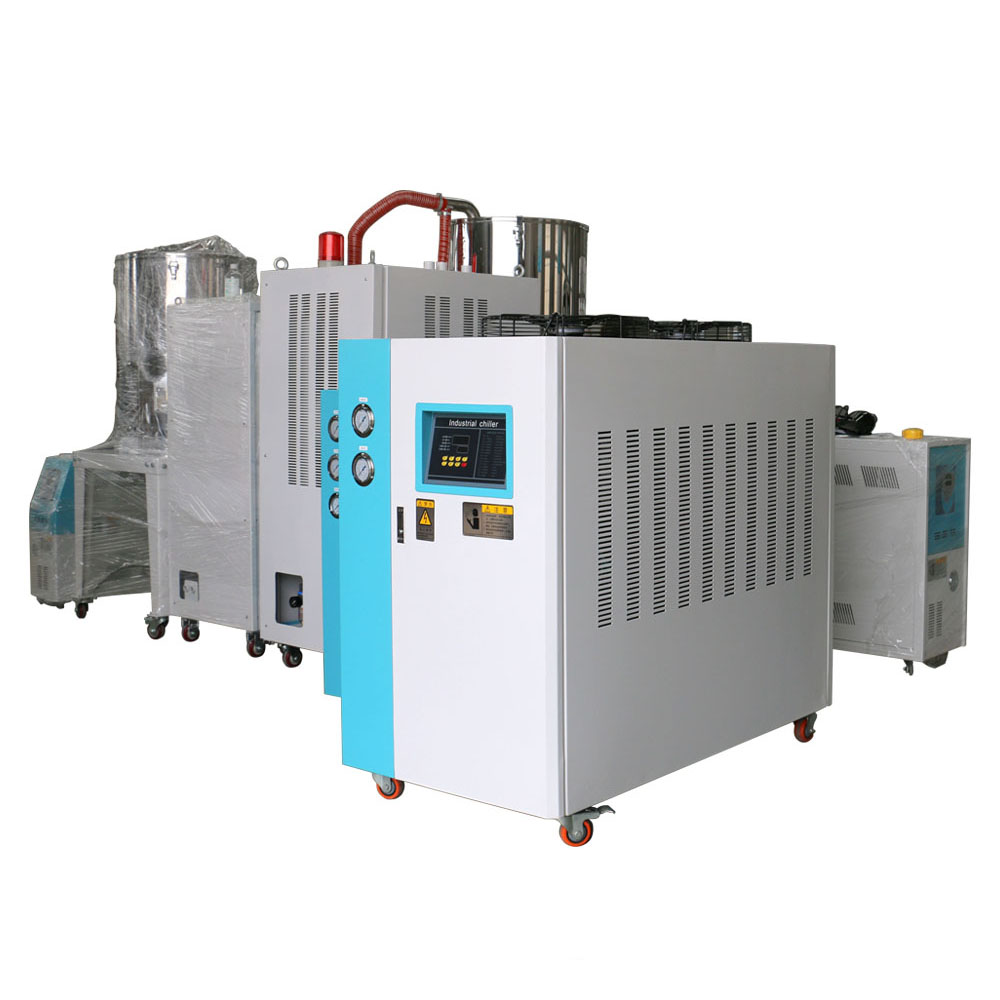 BM-A Series Manufacturer Industrial Chiller Air Cooled Water Chiller