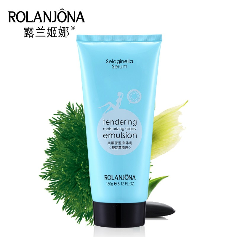 Newly come rolanjona rose serum best whitening brightening body lotion wholesale