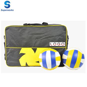 6 Balls Ball Carrier Volleyball Soccer Bag