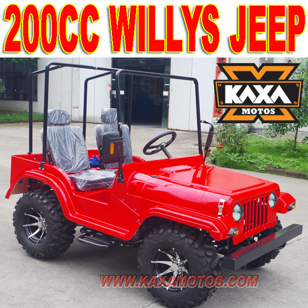 Adultos 200cc Mini Jeep Buggy