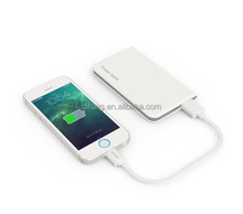 OEM Power supply slim charger with 4000mAh CE ROHS FCC