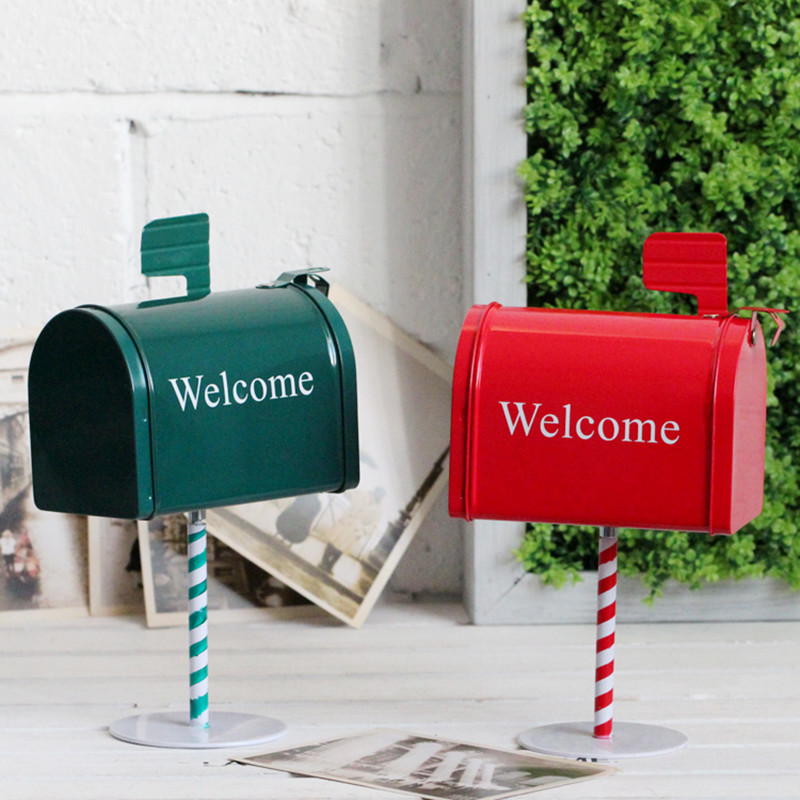 Tin Mailbox: Online Buy Wholesale Mini Metal Mailbox From China Mini