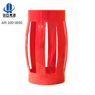 "API 10D Specificed 7 "" Bow Spring Casing Centralizer"