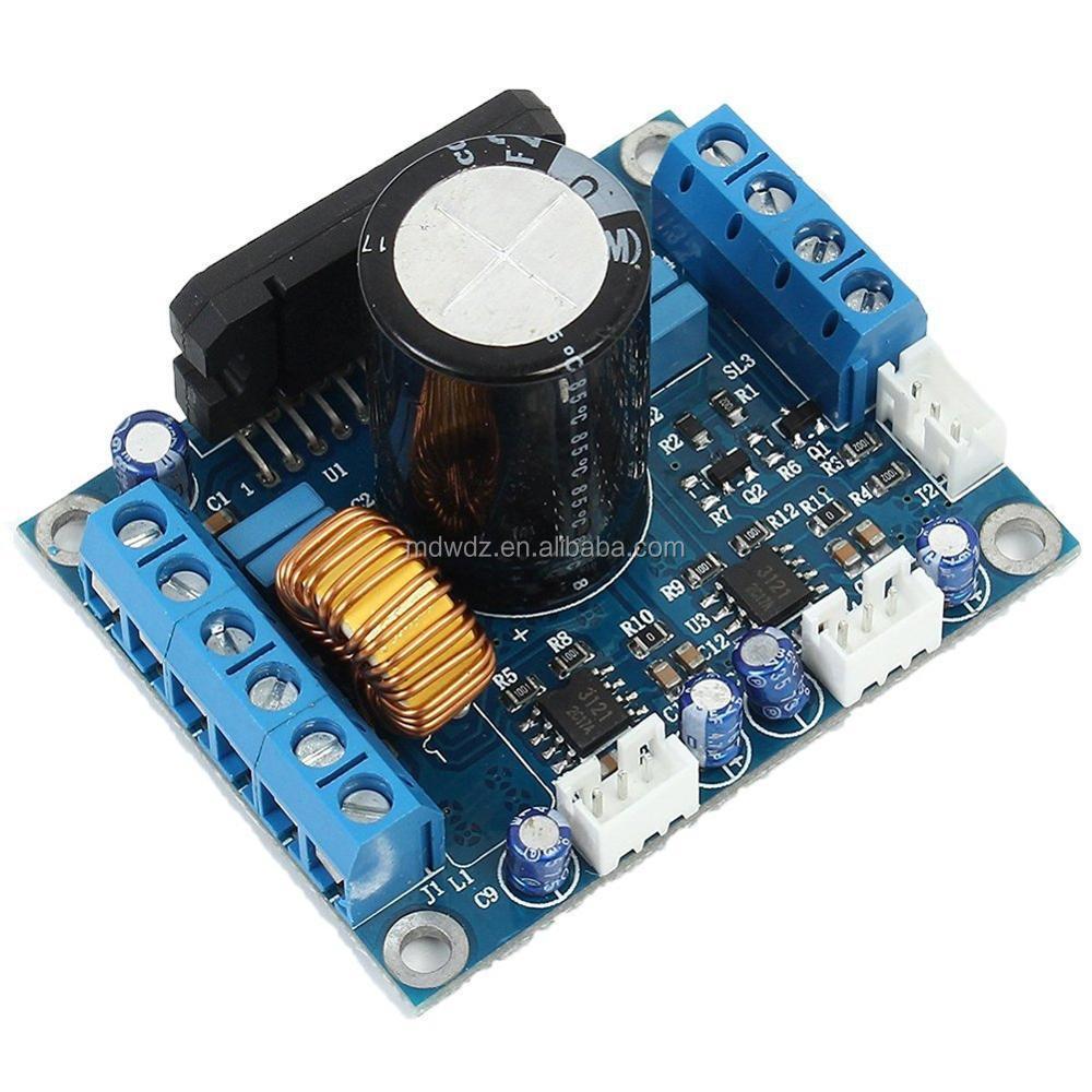 Tda7850 4x50w 4 Channel Hifi Digital Audio Amplifier Power Amp Board Pcb Hi Fi Car Diy For Dvd