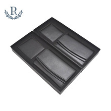 hot sale leather His&Her wallet set unique gift ideas wallet gifts for men