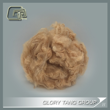 GTR308 denier polyester fiber,regenerated pet fiber,chemical solutions and colors