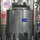 Conical industrial beer fermenter tanks equipment