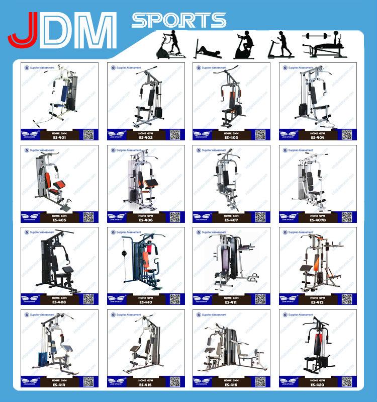 Multi station home gym strength equipment es b