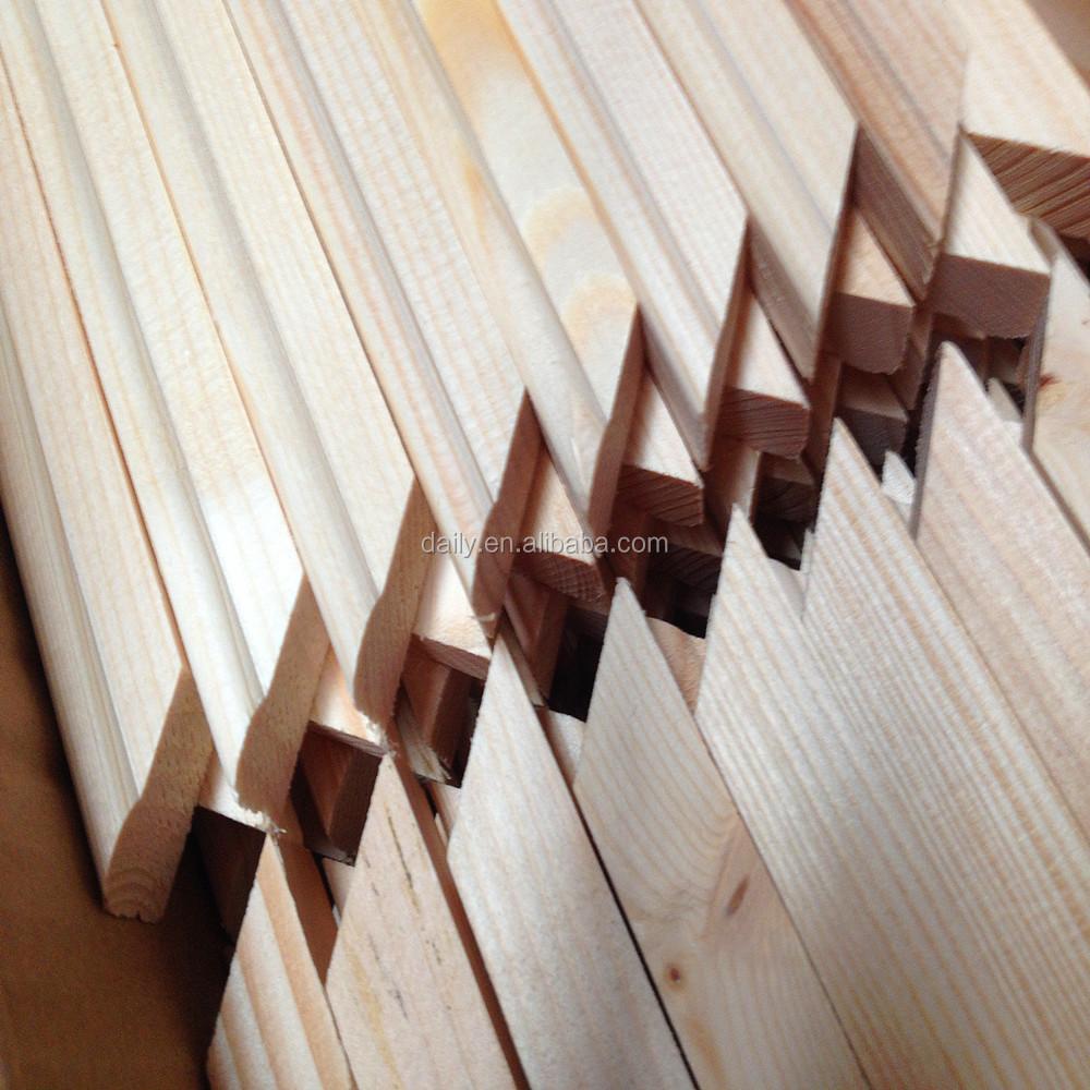 Preferential Price Wooden Stretcher Bar / Oval Canvas Frame ...