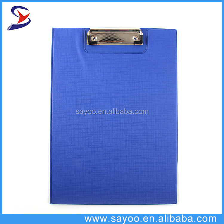 Hot Selling A4/fc Double Sided Clipboard